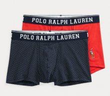 Ralph Lauren 2Pack Boxerky Navy/Red S