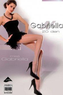 Punčochy Miss Gabriella 20 Den Code 105 - Gabriella písková 4
