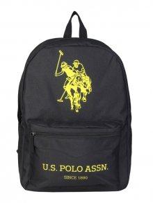 U.S. Polo ASSN. Unisex batoh BAG044-S705_BLK_YEL