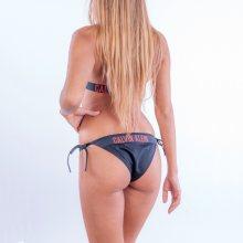Calvin Klein Plavky Intense Power Spodní Díl Na Zavazování XS