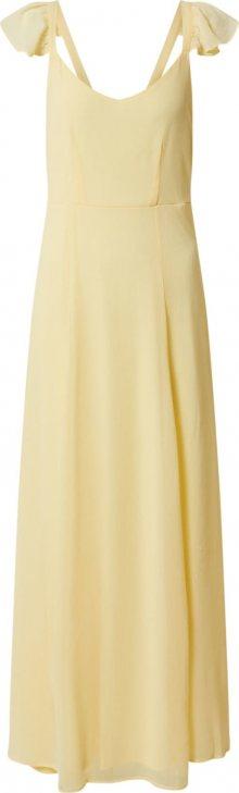 VILA Letní šaty \'VIRILLA\' žlutá