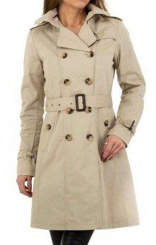 Dámský pohodlný kabát