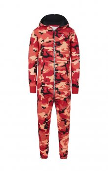 OnePiece Anti-Camo Sunset Red S