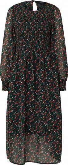 SISTERS POINT Letní šaty \'AIMA-DR\' mix barev / černá