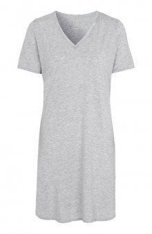 Noční košile Climate Control / šedý melír