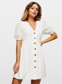 Bílé šaty Miss Selfridge