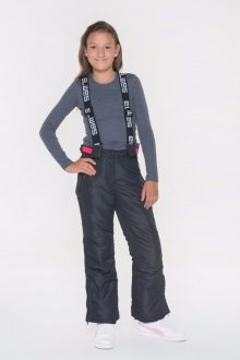 Sam 73 Dívčí lyžařské kalhoty Sam 73 černá 140