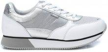 XTi Dámské tenisky Silver Pu Combined Ladies Shoes 49760 Silver 36