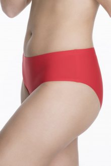 Kalhotky Kalhotky Julimex Lingerie Simple panty červená XL
