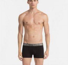 Calvin Klein Boxerky Customized Stretch Černé M