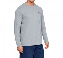 Pánské triko Under Armour Long Sleeve Left Chest