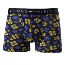 Tommy Hilfiger Boxerky Floral Yellow&Blue S