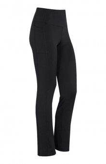 Sportovní kalhoty rovného střihu / černá