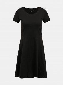Černé basic šaty VERO MODA
