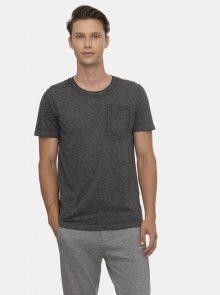 Černé pánské tričko Ragwear Bartie
