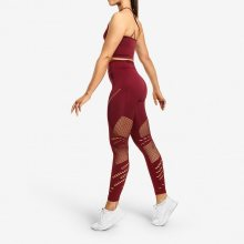 Better Bodies Legíny Waverly Sangria Red XS