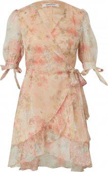 GLAMOROUS Košilové šaty pink / růžová