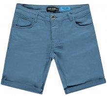 Cars Jeans Pánské kraťasy Tucky Short Grey Blue 4119271 M