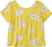 Abercrombie & Fitch Tričko žlutá