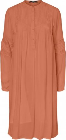 VERO MODA Šaty oranžová