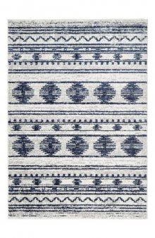 Kusový koberec / modrá