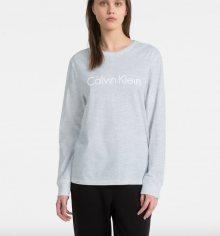 Calvin Klein Tričko Logo Grey S