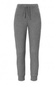 Kalhoty Selena / šedý melír