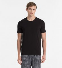 Calvin Klein Pánské Tričko CK Black XL