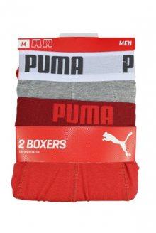 Pánské boxerky Puma 5001 Cotton Stretch A\'2 modrá S