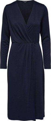 SELECTED FEMME Šaty modrá