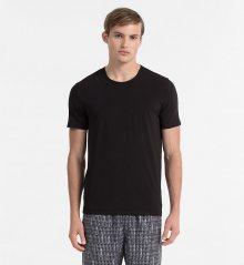 Calvin Klein Pánské Tričko CK Black M