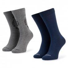 Sada 2 párů pánských vysokých ponožek Diesel