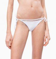 Calvin Klein Plavky Intense Power White Spodní Díl L