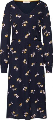 SOAKED IN LUXURY Košilové šaty \'Sloane\' béžová / žlutá / černá