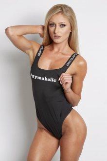 Gym Glamour Bodyčko Černé XS