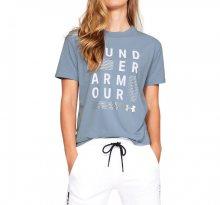 Dámské triko Under Armour Graphic Square Logo Girlfriend Crew