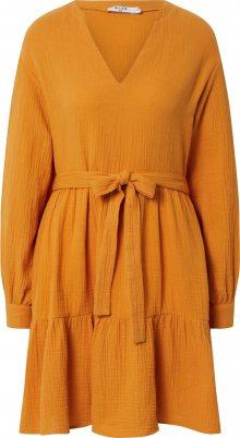 NA-KD Šaty žlutá