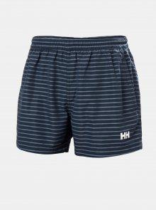 Modré pánské pruhované plavky HELLY HANSEN Colwell