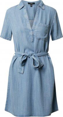 Mavi Šaty modrá džínovina