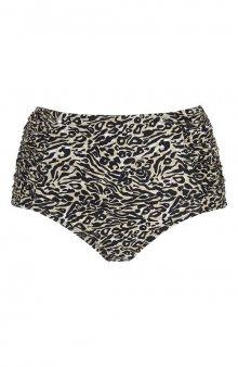 Kalhotky / leopardí/černá