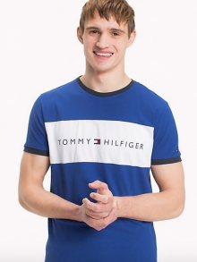 Tommy Hilfiger Pánské Tričko S Krátkým Rukávem S