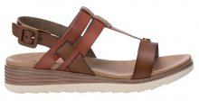 XTi Camel Pu Ladies Sandals 49845 Camel 36