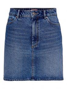 ONLY Dámská sukně ONLROSE LIFE ASHAPE SKIRT BB NAS2661 Medium Blue Denim 38