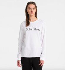 Calvin Klein Tričko Logo White M
