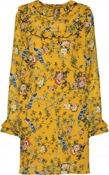 Rich & Royal Šaty žlutá