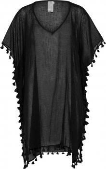 Seafolly Letní šaty \'Amnesia\' černá