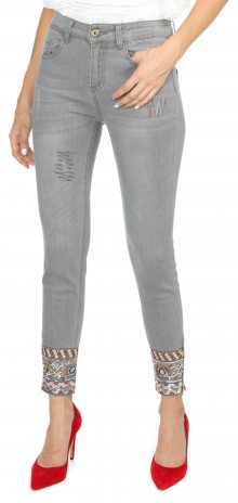 Chelsea Jeans Desigual | Šedá | Dámské | 25