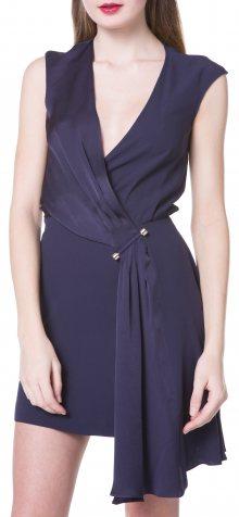 Šaty Versace Collection | Modrá | Dámské | XXS