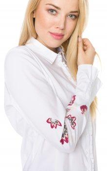 Paris Košile Desigual   Bílá   Dámské   XS