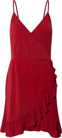 ABOUT YOU Letní šaty \'Corinna\' červená